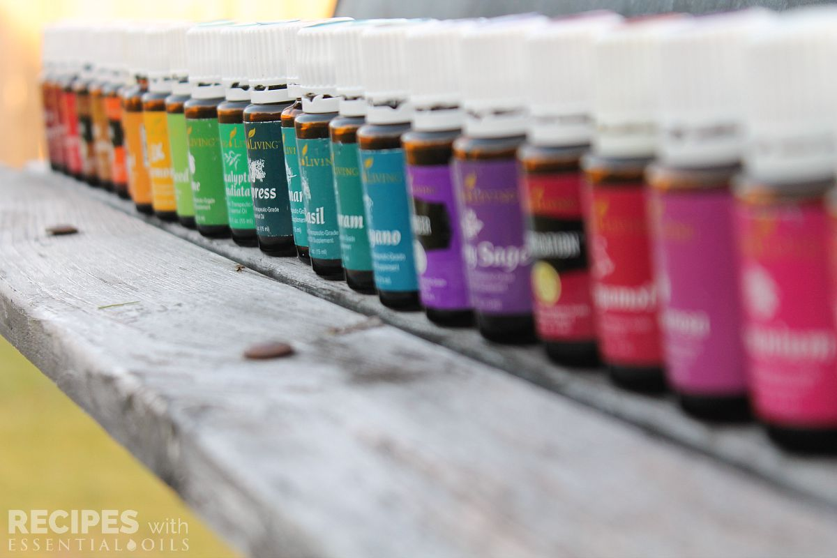 Spectrum of Young Living Oils ~ get started today! | RecipesWithEssentialOils.com