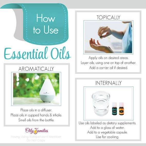 How to Use Essential Oils | RecipesWithEssentialOils.com