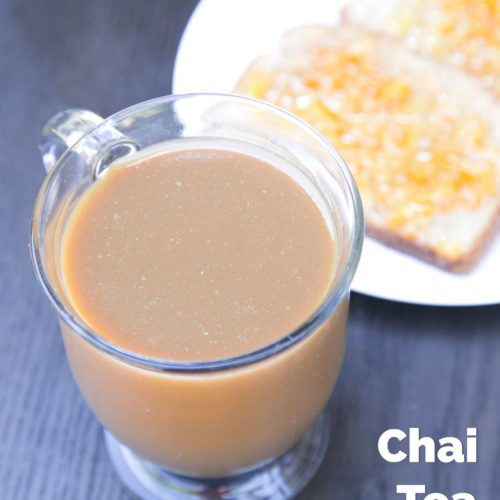 Chai Tea Latte with Lemongrass Essential Oil from ...