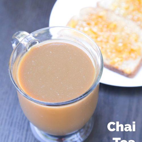 Chai Tea Latte with Lemongrass Essential Oil from RecipesWithEssentialOils.com