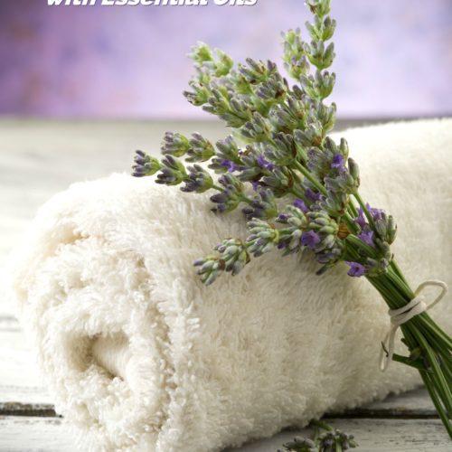 Peaceful Bath Recipe with Essential Oils | RecipesWithEssentialOils.com