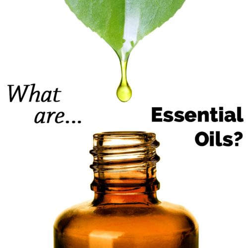 What are essential oils? Find out on RecipesWithEssentialOils.com
