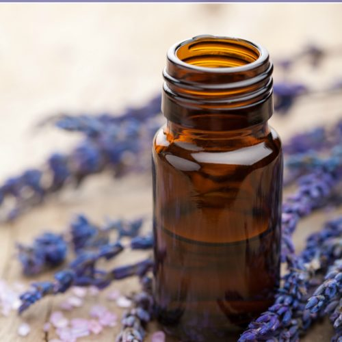 DIY Massage Oil Blend to sooth and relax from RecipesWithEssentialOils