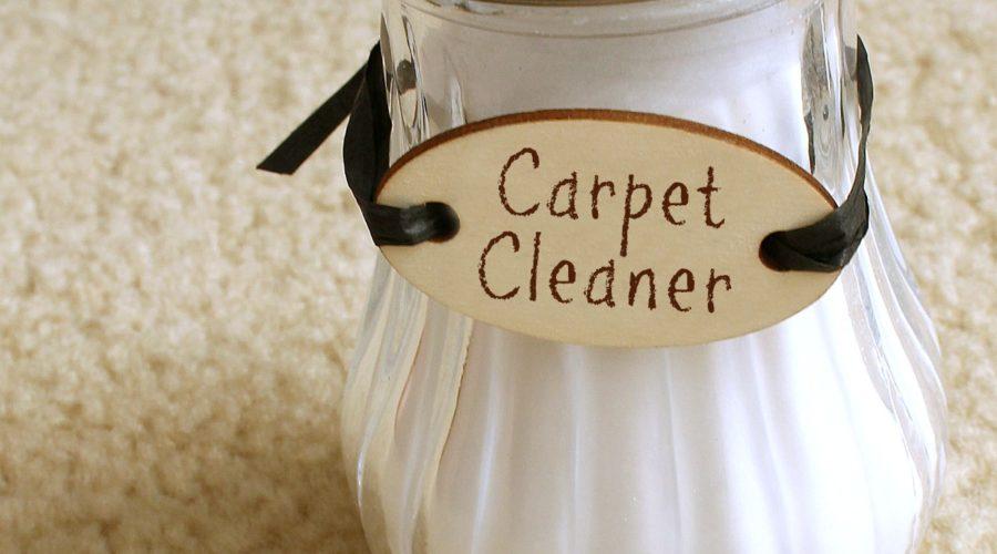 DIY NonToxic Carpet Cleaner and Deodorizer from RecipesWithEssentialOils.com