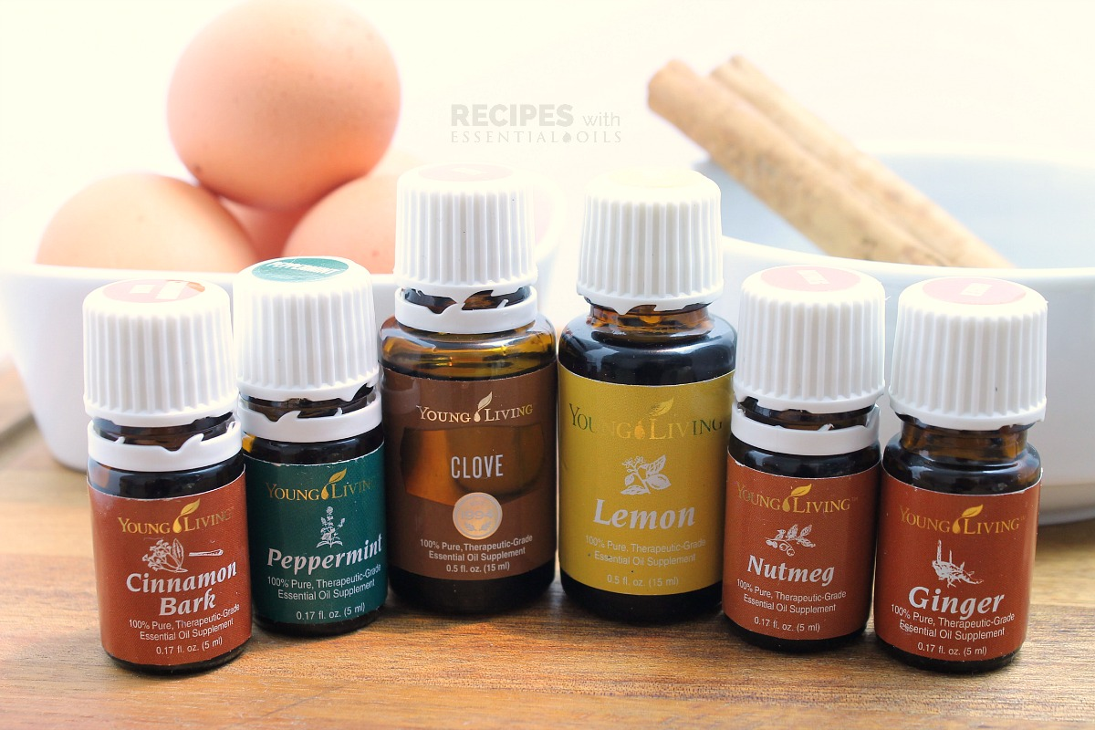 6 Best Essential Oils for Holiday Baking