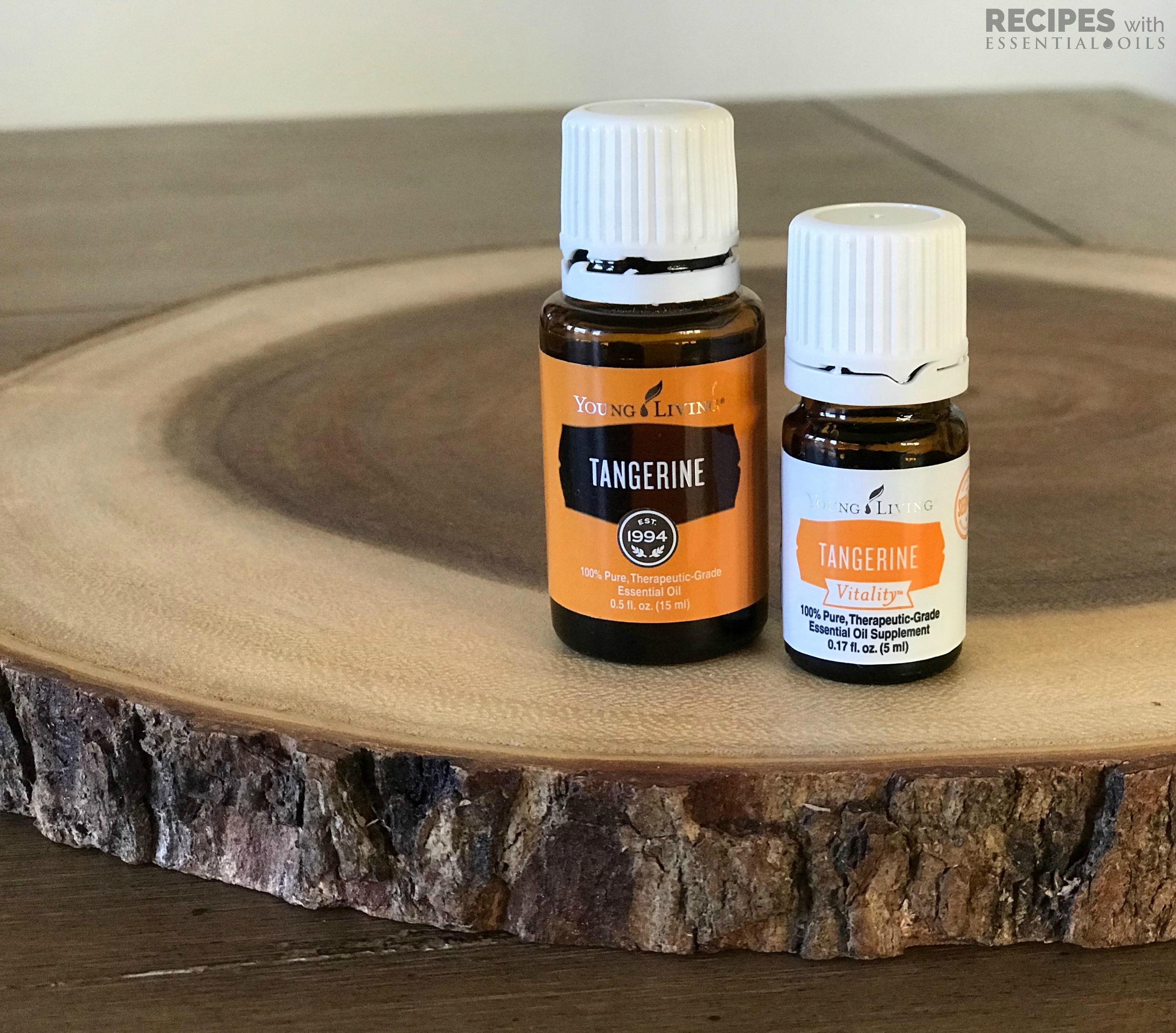 Tangerine Vitality Oil