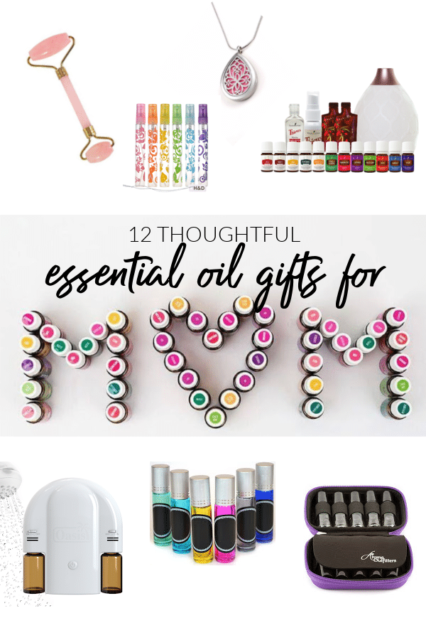 essential oil mothers day gifts