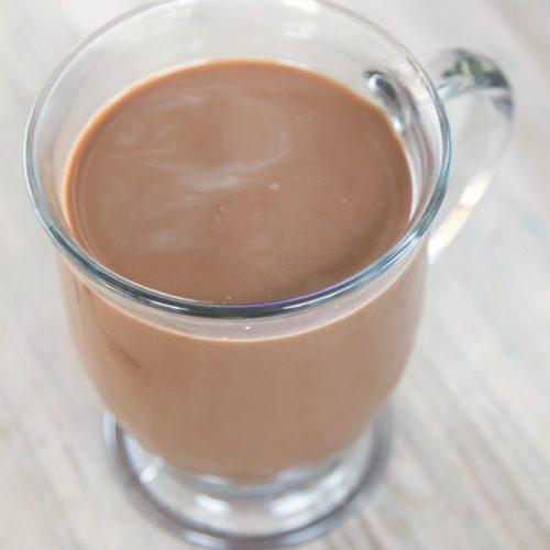 Homemade Peppermint Mocha from RecipeswithEssentialOils.com