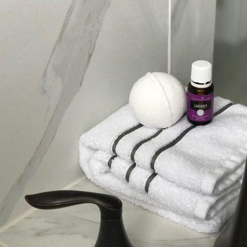 Homemade Bath Bomb