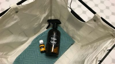 Stain Spray Remover laundry recipes