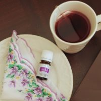 chamomile tea recipe lavender essential oil
