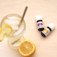lavender lemonade recipe essential oils