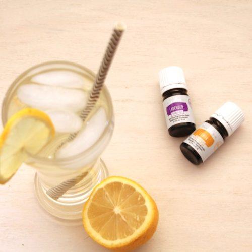 lavender lemonade recipe essential oils