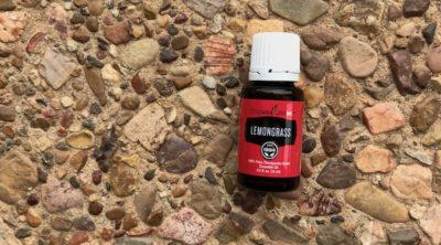Lemongrass Essential Oil young living
