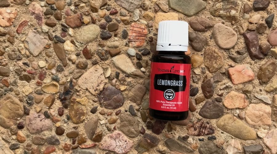 Lemongrass Essential Oil young living