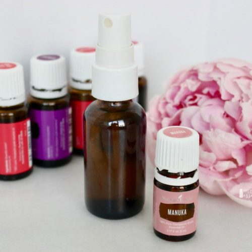 makeup setting spray recipe using essential oils
