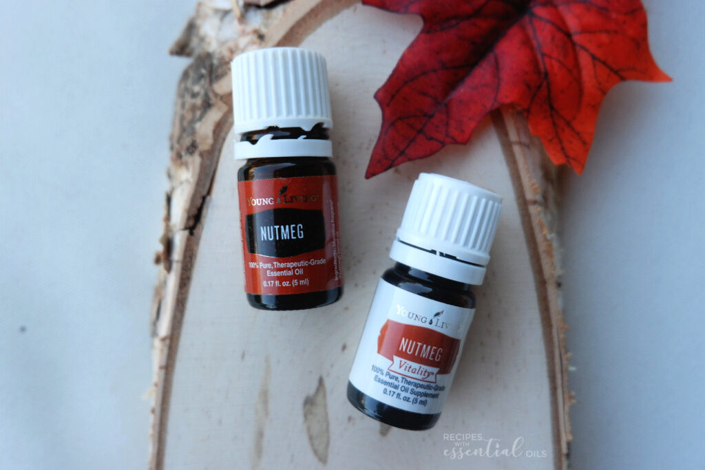 nutmeg vitality essential oil recipes and uses