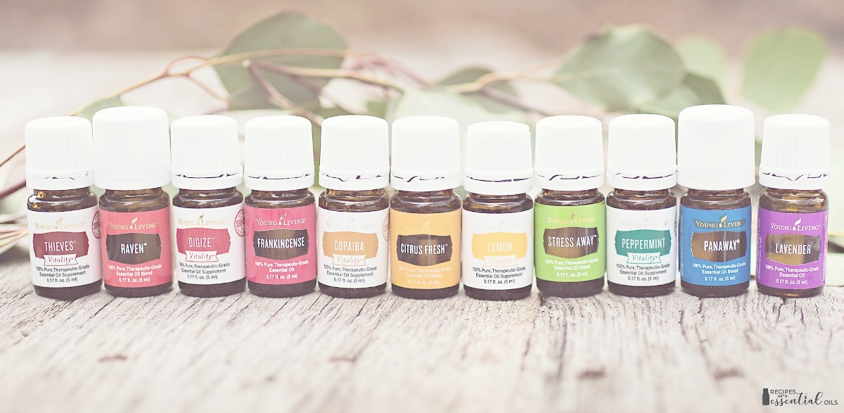 Join Young Living With Us Recipes With Essential Oils