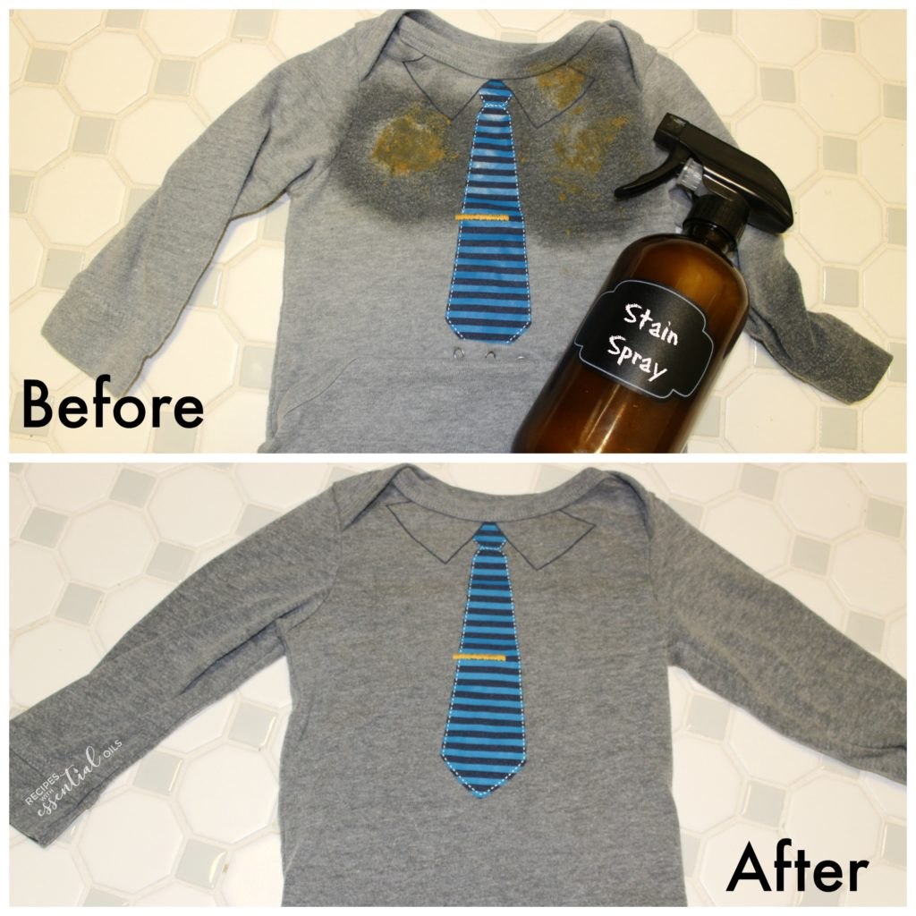 stain remover before after