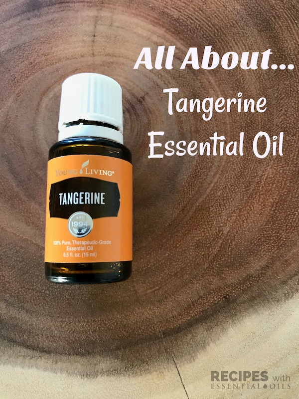 All About Tangerine Essential Oil