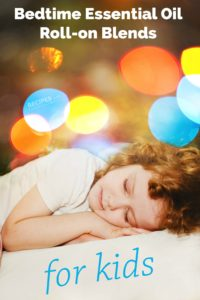 Bedtime Essential Oil Roll-on Blends for Kids