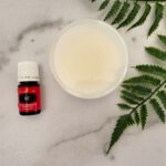 essential oil chest rub recipe RC essential oil