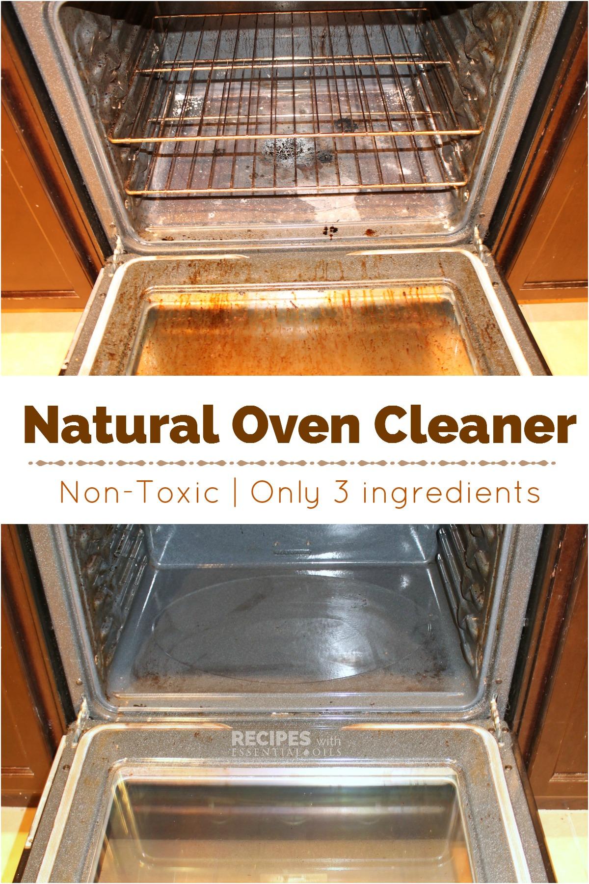 Natural Cleaner Recipes Essential Oils