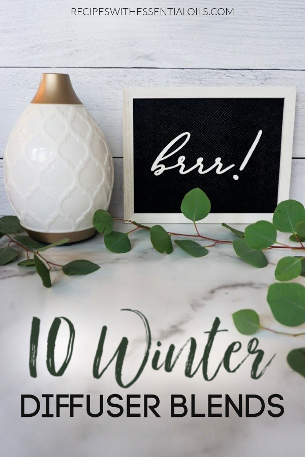 essential oil diffuser blends for winter