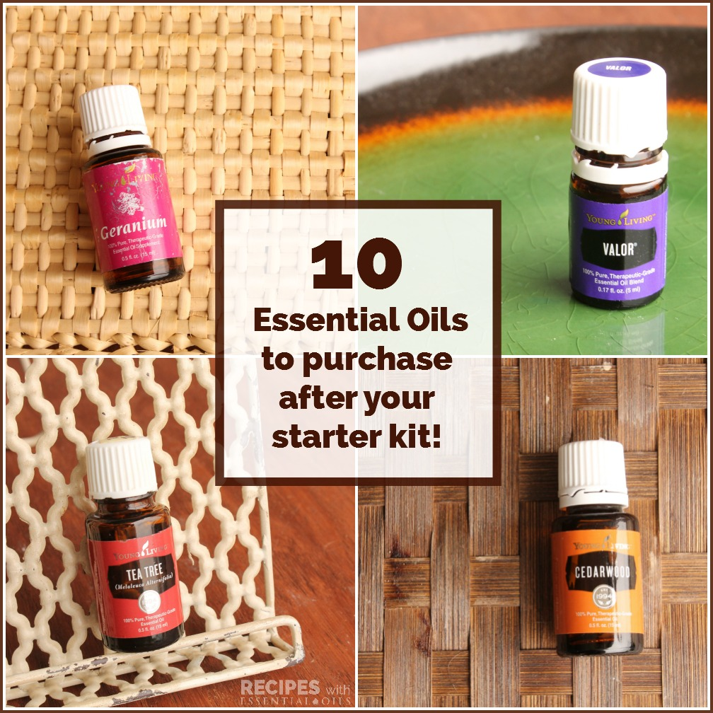 10 Unique Essential Oils To Try This Year from RecipeswithEssentialOils.com