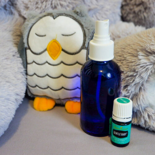 good night sleepy time spray gentle baby essential oil