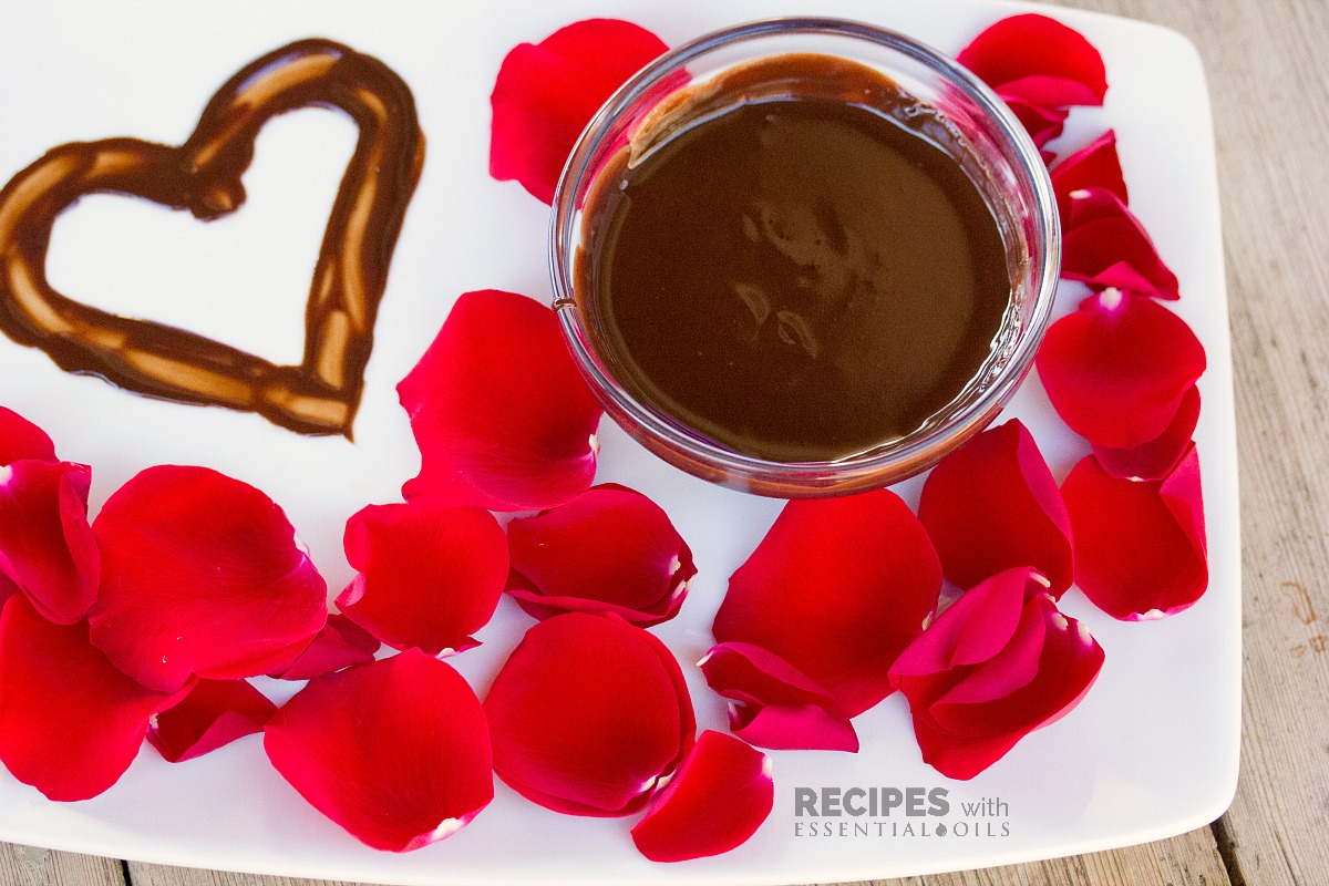 Homemade Chocolate Body Paint - Recipes with Essential Oils