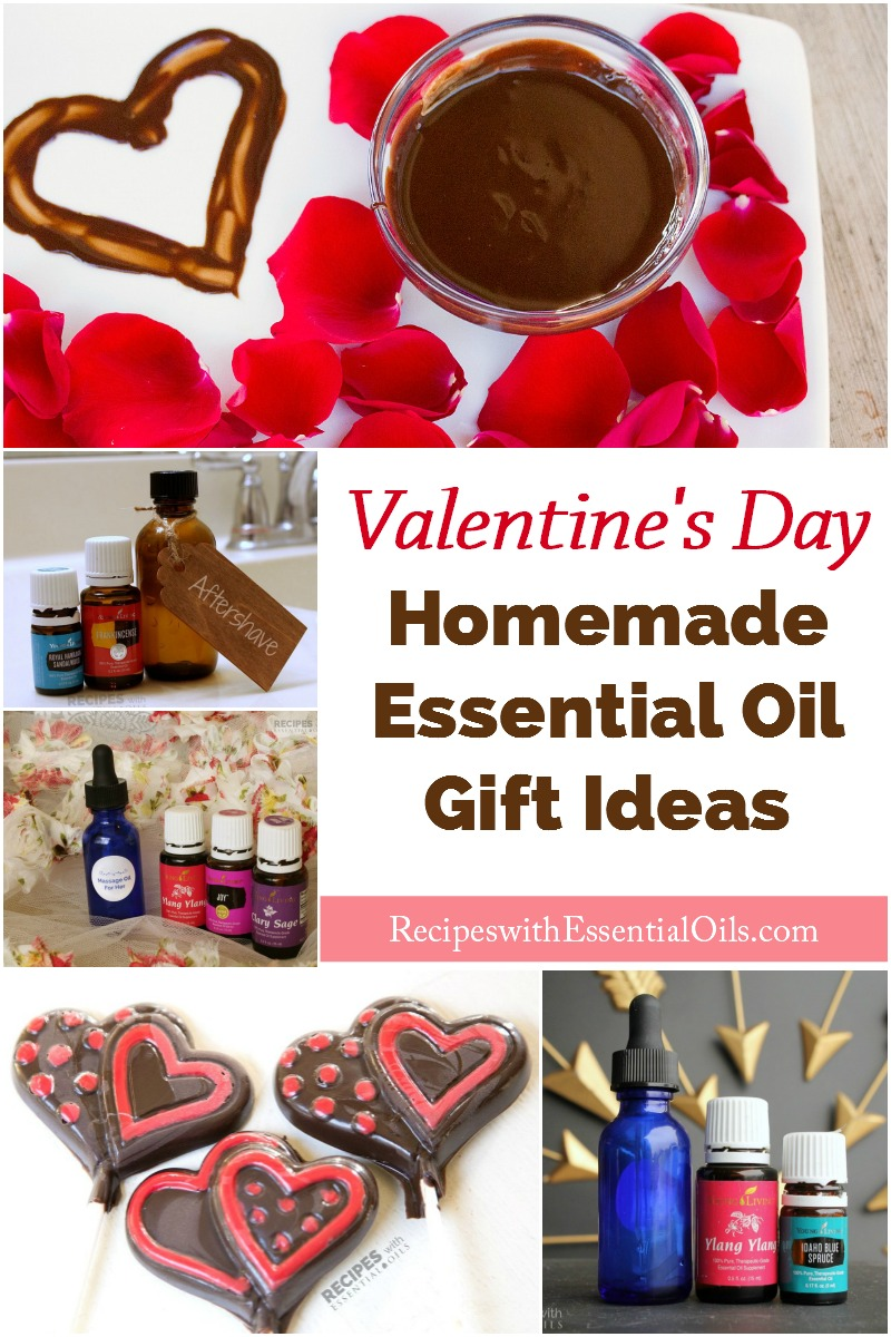 Homemade Essential Oil Gift Ideas For Valentine 39 S Day