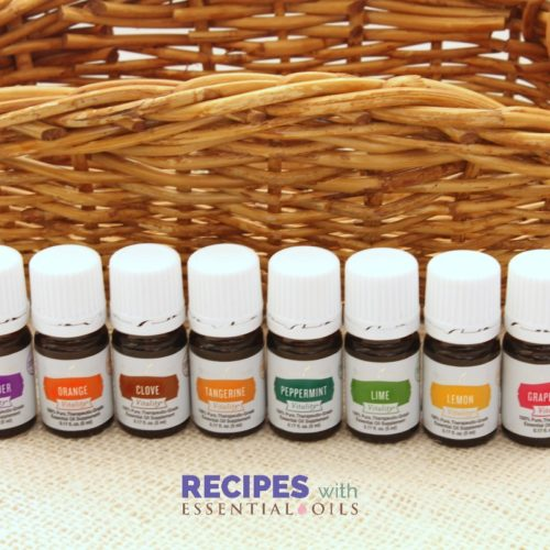 Best Recipes for Vitality Essential Oils from RecipeswithEssentialOils.com