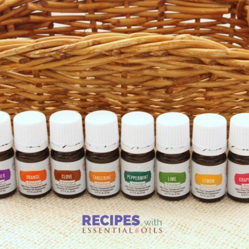 Best Recipes for Vitality Essential Oils from RecipeswithEssentialOils.com
