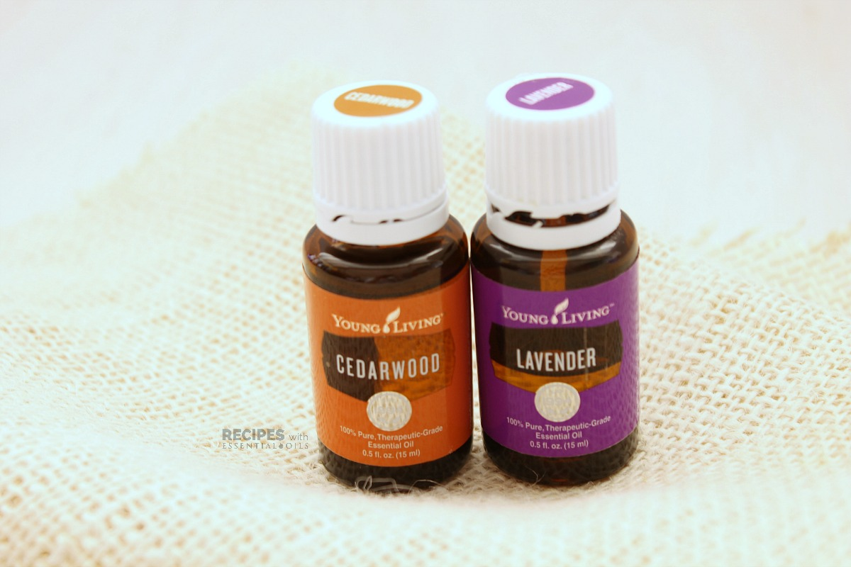 Relaxing Diffuser Blends Cedarwood and Lavender