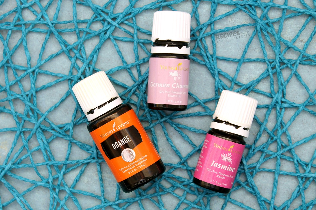 Relaxing Diffuser Blends Orange Jasmine and German Chamomile