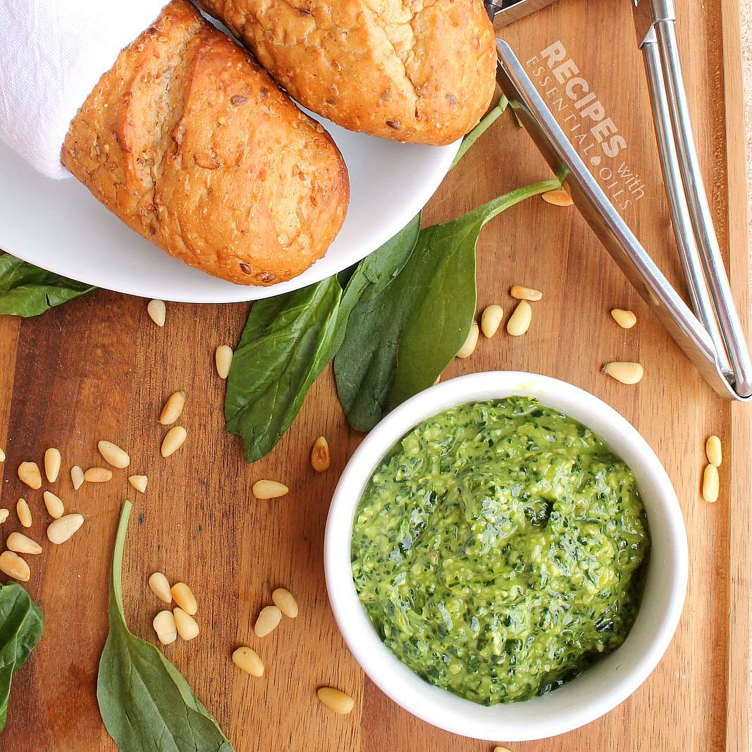 Spinach-Pesto-Recipe-from-RecipesWithEssentialOils