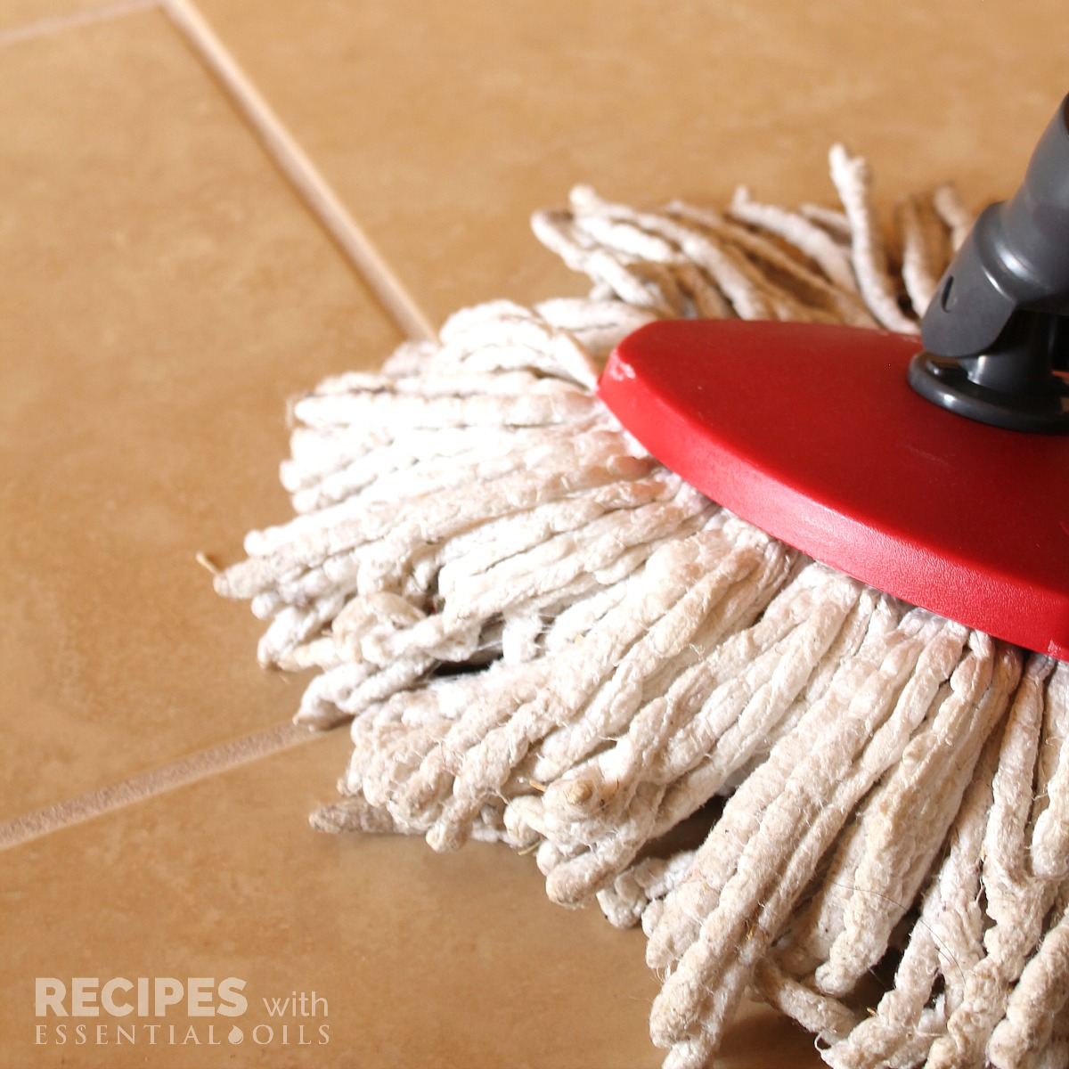 Homemade tile floor cleaner recipe recipes with essential oils doublecrazyfo Image collections