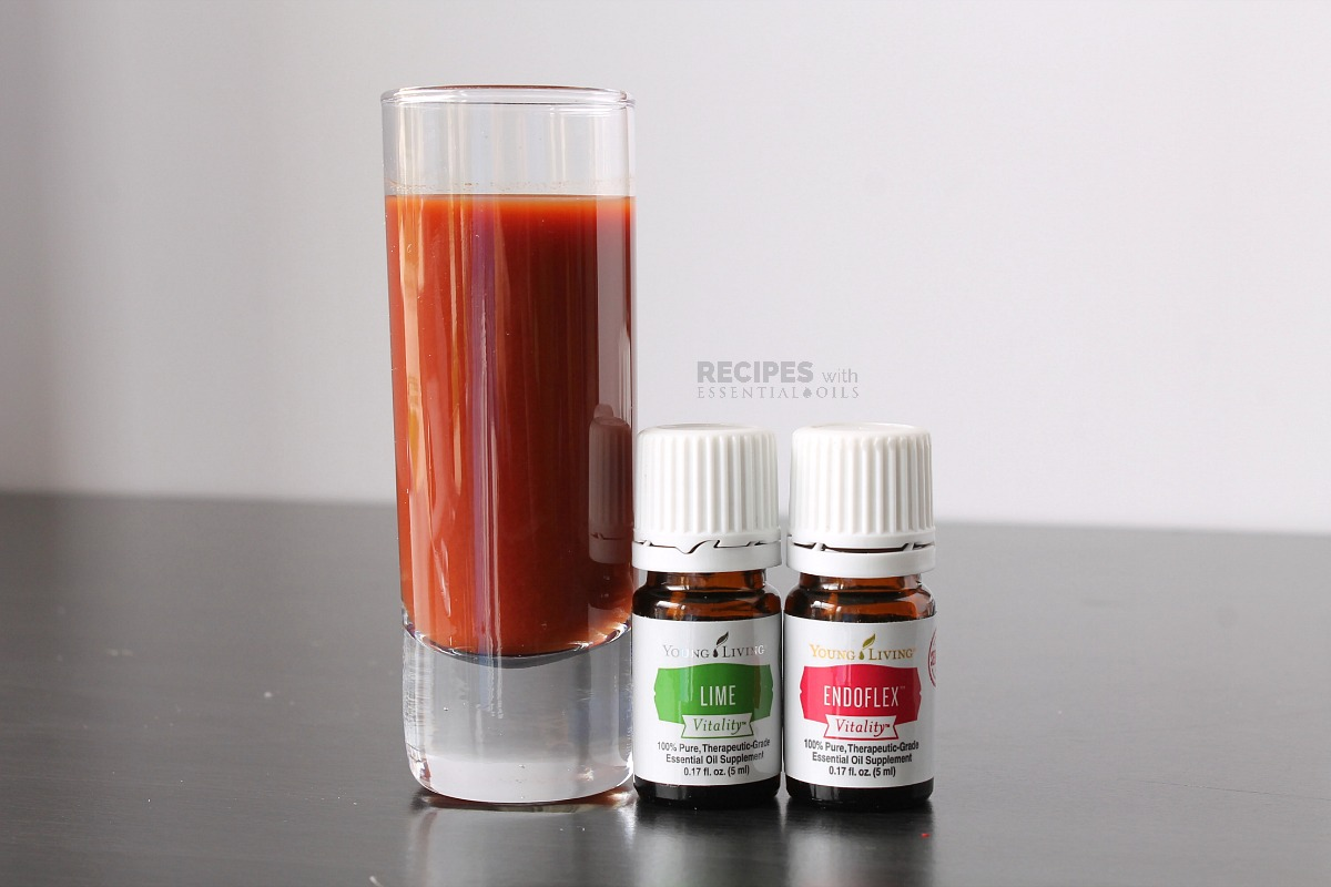 10 Ningxia Red Shot Recipes Using Vitality Essential Oils
