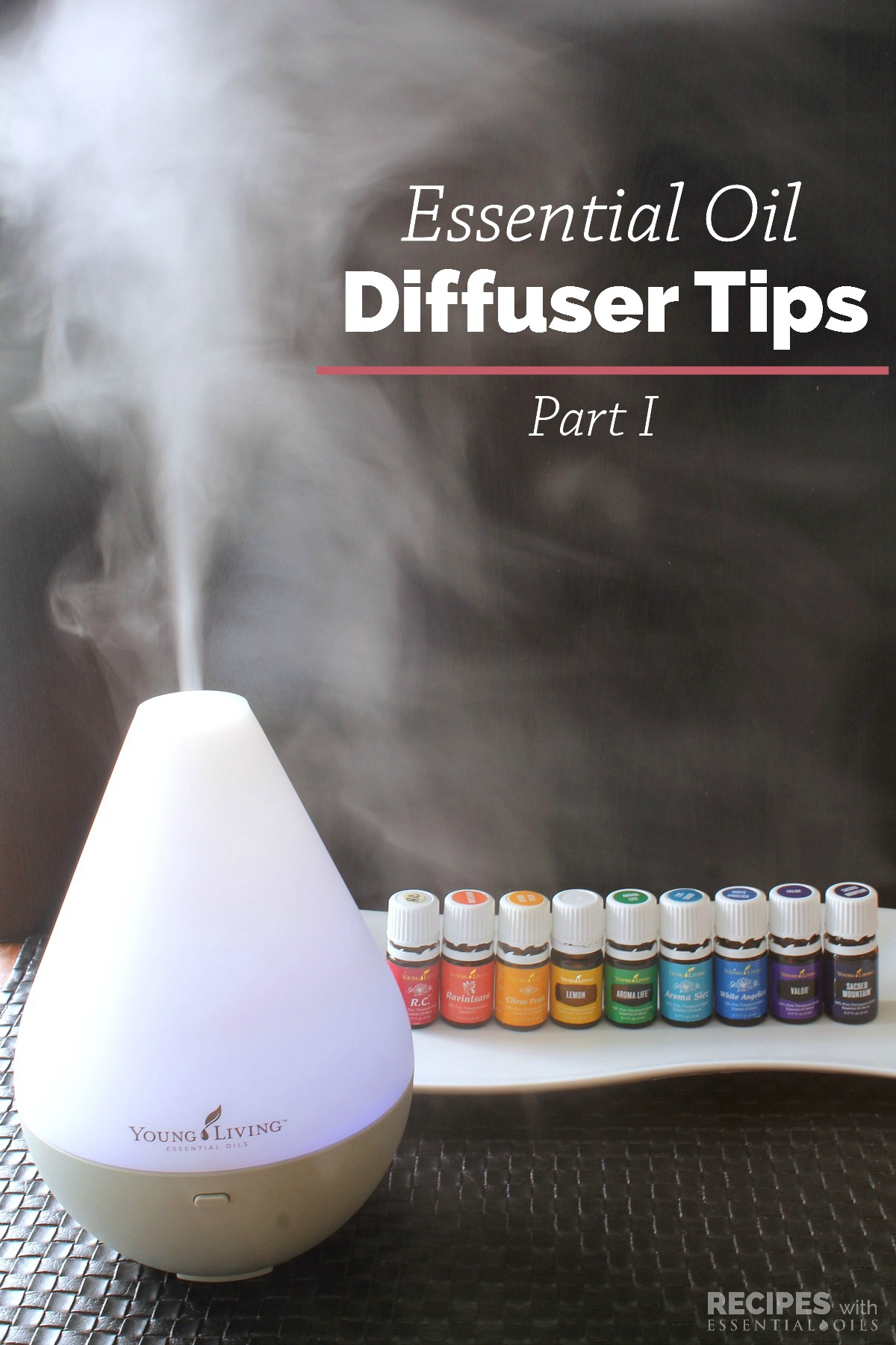 Best Diffuser For Essential Oils ~ Our best essential oil diffuser tips recipes with