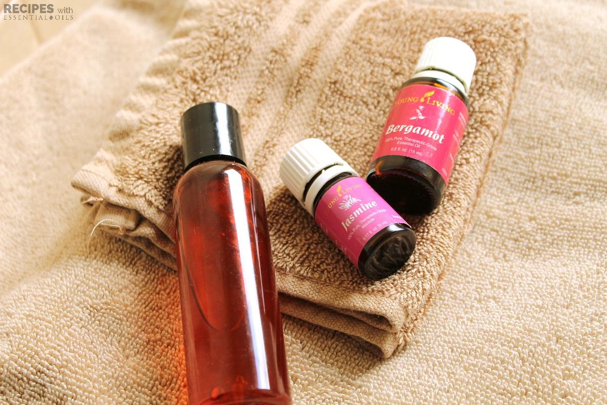 Bergamot and Jasmine Body Wash