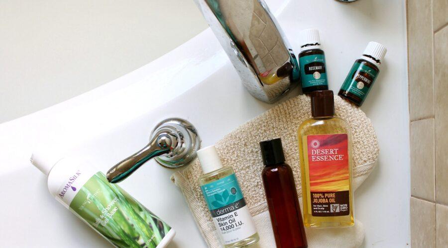 Homemade Body Wash Recipes