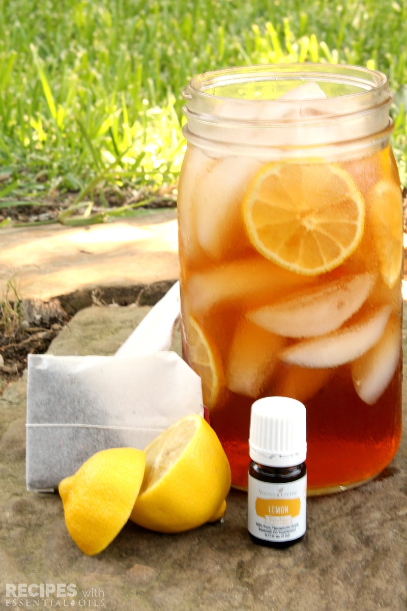 How To Make The Best Lemon Iced Tea Recipes With