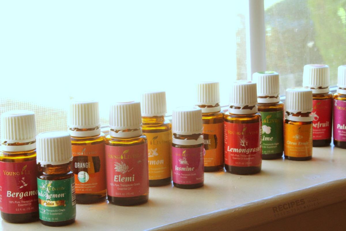 Summer Diffuser Blend Recipes from RecipeswithEssentialOils.com