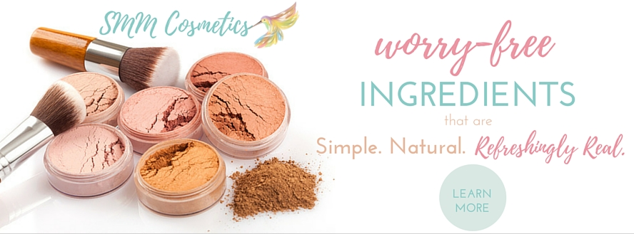 smm cosmetics all natural mineral makeup