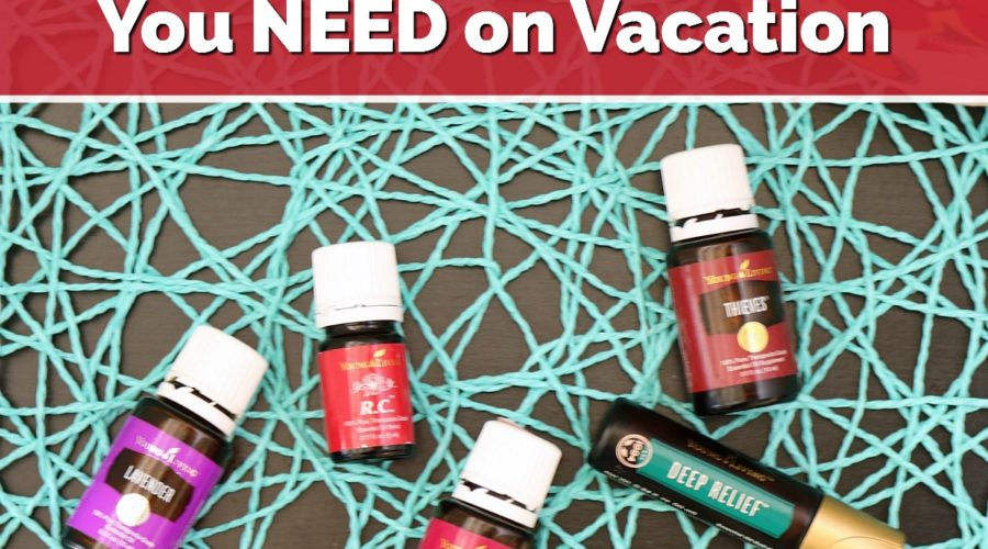 8 Essential Oils to Pack When You Go on Vacation