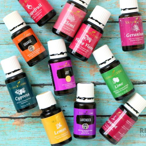 5 Mood Lifting Diffuser Recipes from RecipeswithEssentialOils.com