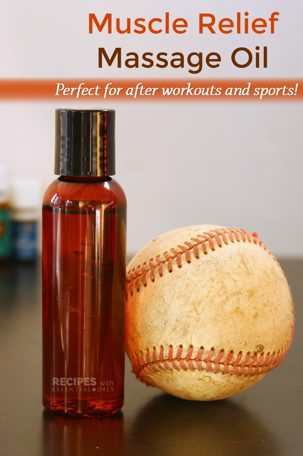 Muscle Relief Massage Oil: Perfect for After Workouts ...