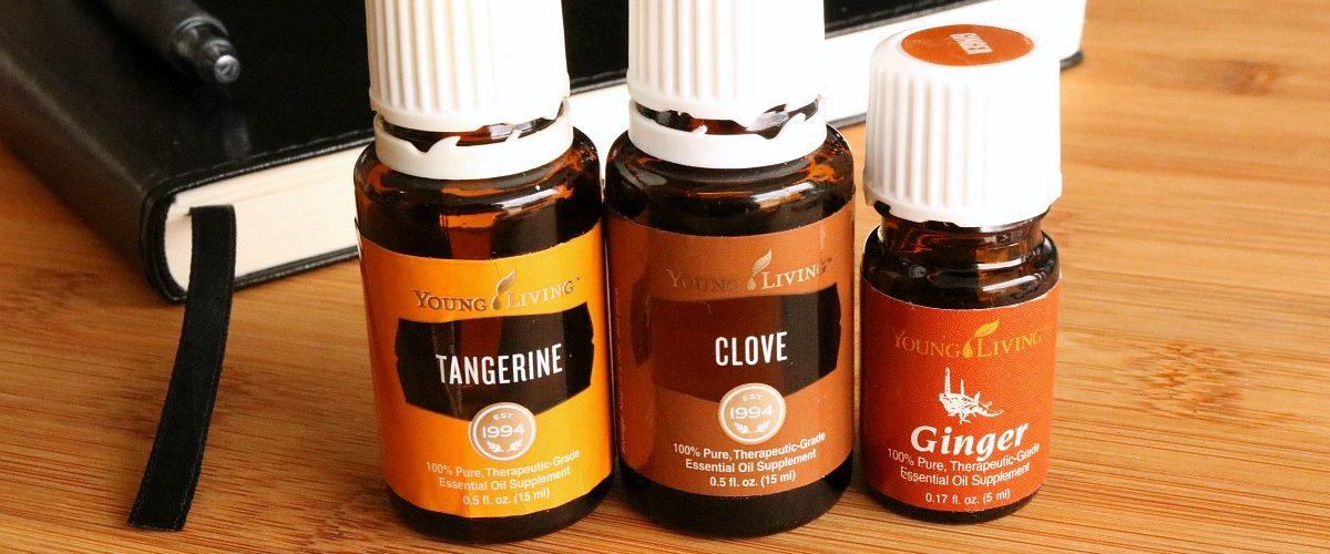 6 Essential Oil Diffuser Recipes for Focus