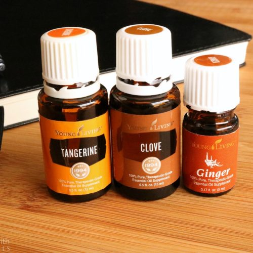 Essential Oil Diffuser Blend Recipes for Focusing from RecipeswithEssentialOils.com